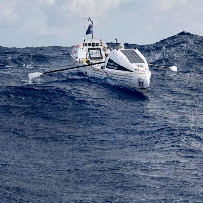 3,000 mile solo row across the Atlantic Ocean