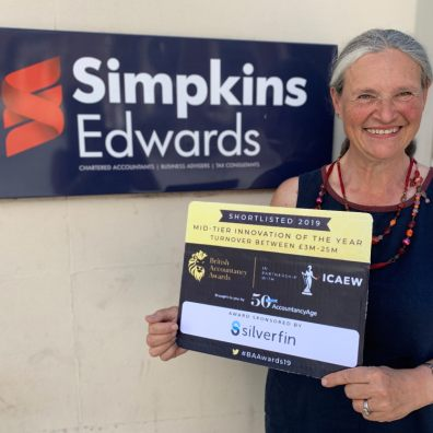 Mary Jane Campbell, Managing Partner, Simpkins Edwards