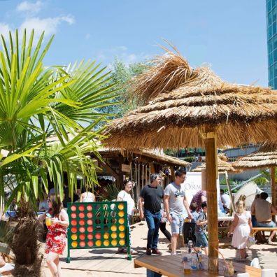 Princesshay gets summer ready with a new Mojito Beach Bar