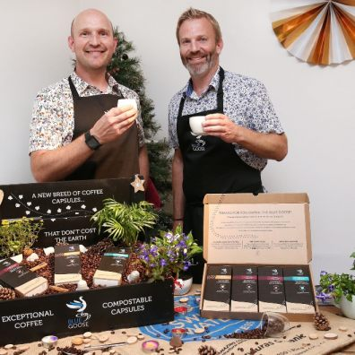 Devon company breaks into Chinese market with sustainable coffee pods