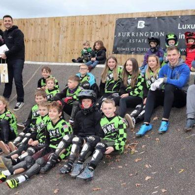 Burrington Estates and Exeter Eagles BMX Club