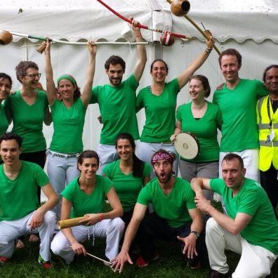 Capoeira Libertacao