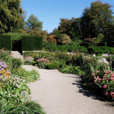 Castle Drogo garden. Photo: April Braund
