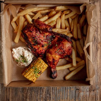 Diverse dining delivered, 7 days a week by Easy Eats Exeter