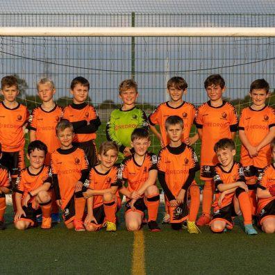 Broadclyst FC Under 6 Team