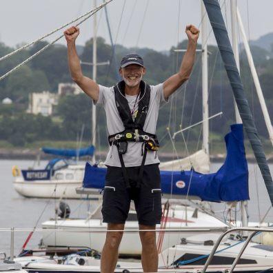 Derek Hathaway on returning to Starcross Yacht Club