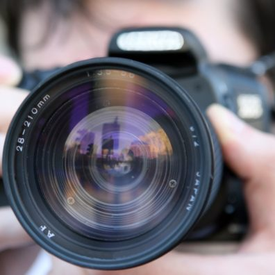 Why not consider freelance photography