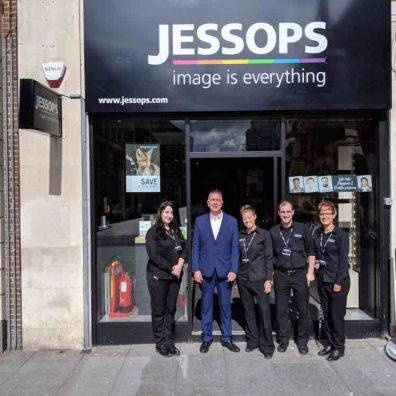 Jessops in Exeter has opened its doors to a brand new store concept which is the first of its kind on a UK high-street.