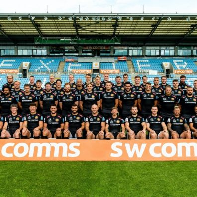 Exeter Chiefs, Kensa Heat Pumps, Exeter Rugby Club