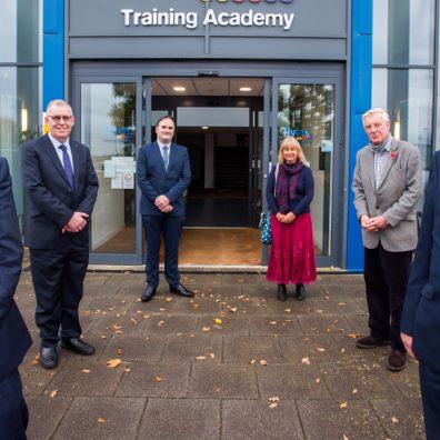 Future Skills Centre - Exeter College