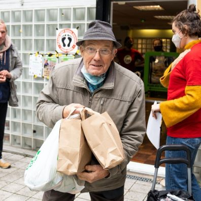FoodCycle will be serving up free meals to The Exeter community