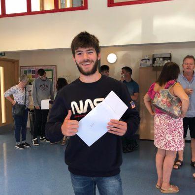 George Barnes - degree apprenticeship with EDF
