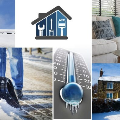 Holiday Home, holiday Letting, Winter Property Tips, Frozen Pipes