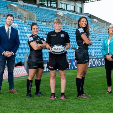 Exeter Chiefs Women, rugby, Maynard School