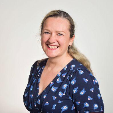 Research team lead Dr Katharine Edey