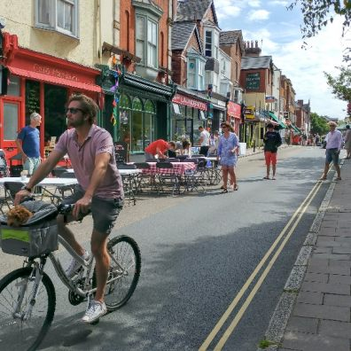 Residents invited to give their views on future of Magdalen Road