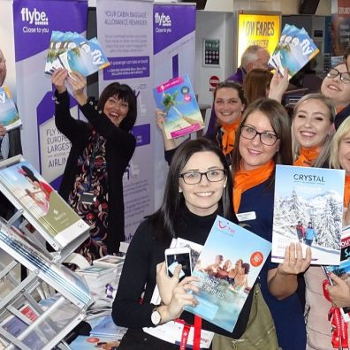 Exeter Airport hosted its annual travel trade event for local estate agents