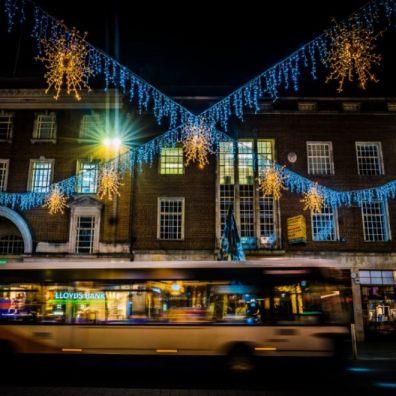 Exeter, InExeter, Christmas