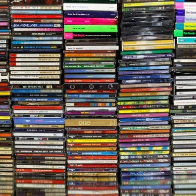 Hundreds of CDs will be on sale at the FORCE Shop music fayre