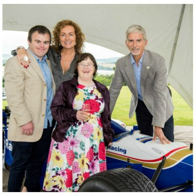 Damon Hill Golf Classic