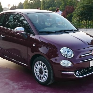 A History of the Iconic Fiat 500