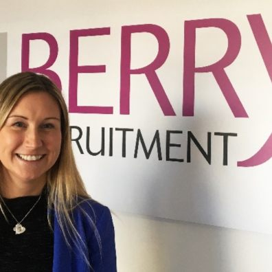 Berry Recruitment appoints South West manager