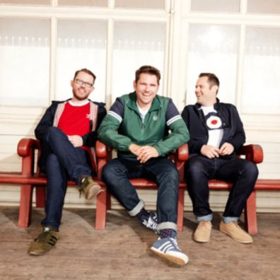 Scouting for Girls to play Exeter Corn Exchange