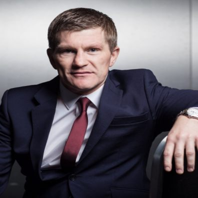 Photograph of Ricky Hatton