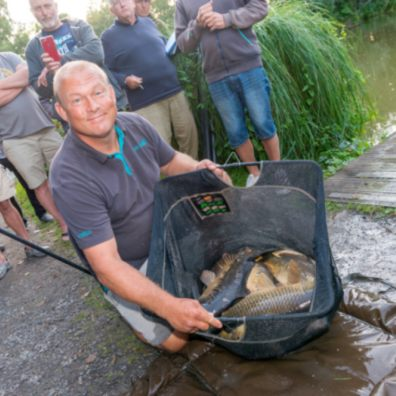 Cofton Holidays, has crowned Jason Morgan from Guildford, Surrey as winner of Cofton Cup IV – The Fishing Competition.